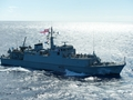 HMS Penzance takes part in large NATO exercise