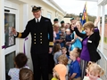 New-look Royal Naval pre-school launch