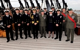Stalwart sailors and Royal Marines recognised for going 'above and beyond'