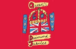 Queens Diamond jubilee