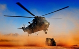 Commando fliers spend six weeks training in punishing desert conditions