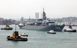 Royal Navy hosts Japanese warships in Portsmouth