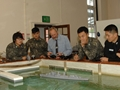 South Korean Naval academy students visit BRNC Dartmouth