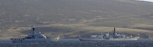 Falklands Patrol