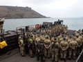 Landing craft community remember their Iraq fallen in ceremony off Plymouth