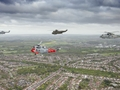 Battle of Atlantic London flypast