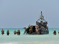 The RFTG completes Exercise Sea Khanjar in UAE