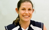 Royal Navy Lieutenant representing GB in Wheelchair Basketball