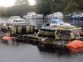 Scottish divers help raise Dunkirk little ship