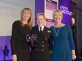 Naval Servicewomen's professional network recognised by prestigious award