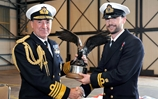 Osprey Trophy awarded for Fleet Air Arm excellence
