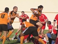 Navy helps revive rugby in Libya after Gaddafi rule