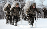 Navy Pilots Swap Afghan Desert For Norway Snow