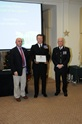 Royal Naval Divers receive bravery award for bomb disposal