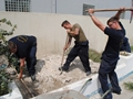 HMS Quorn sailors restore British war graves in Bahrain