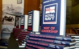 Royal Navy Way of Leadership Book