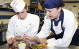 Navy culinary team head for interservices honours