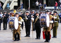 HMS Collingwoods Volunteer Band