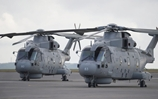 Royal Navy takes delivery of next generation Merlin helicopters