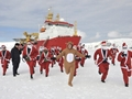 Yule the Waves: Festive cheer for the RN and families
