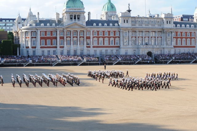 Beating Retreat