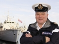Wittersham Navy engineer awarded MBE