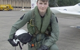 Lanark man gets glimpse of life as navy top gun...