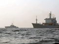 Survey Ships Link Up in the Red Sea