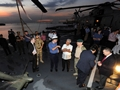 HMS Illustrious completes aid mission in the Philippines
