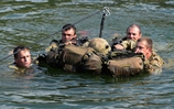 Royal Marines gear up for Albanian Lion