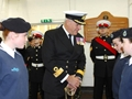 Sea Cadets with strong Fleet Air Arm roots