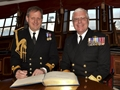 Commodore A C Jameson ADC Royal Navy Appointed As New Commander Maritime Reserves