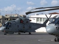 Merlins on NATO exercise in the Mediterranean
