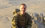 Navy Captain Honoured For Afghan Engagement