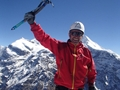 Naval mountaineer scales unclimbed Himalayan peak