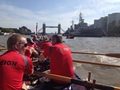 World championships beckon for Royal Navy gig crews
