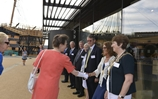 Princess Royal attends centenary event