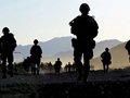 Royal Marines reservists on exercise in California