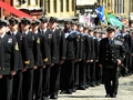 HMS Edinburgh marches through Edinburgh in poignant farewell
