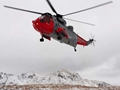 HMS Gannet Search and rescue flight