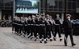 Portsmouth pulls out all the stops for city's first Armed Forces Day parade