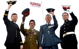Communities Across The UK Encouraged To Hold Armed Forces Day Events
