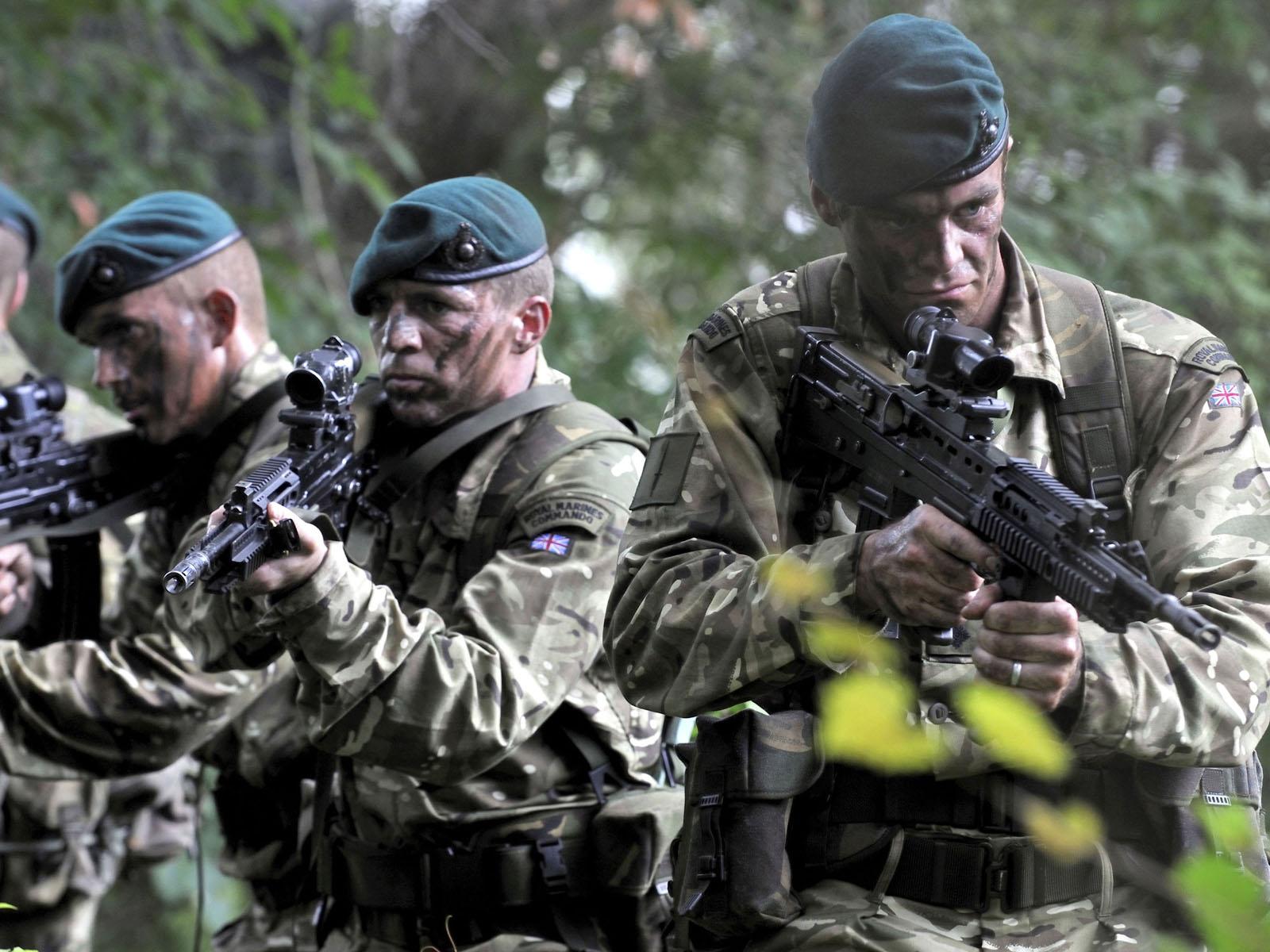 Images Of Marines Wallpaper Marine Commandos Calto