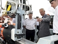 Royal visit for HM Naval Base Clyde
