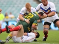 Rugby League stars prepare to defend World Cup