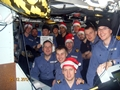 Christmas On Patrol with HMS Vanguard