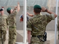 The Royal Marines Leave Afghanistan For The Last Time