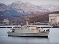 Penzance becomes latest minehunter to receive Rosyth revamp