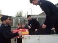 Culdrose sailors lend a helping hand to regional foodbank