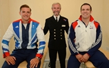 Royal Navy unveils new sports accommodation block